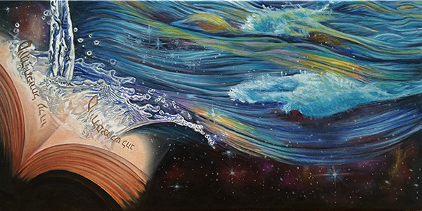 River of Life – 12×24